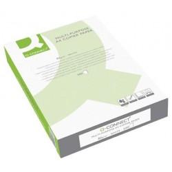 Ramette de 500 feuilles A4 de papier reprographique, 80 g Q-Connect