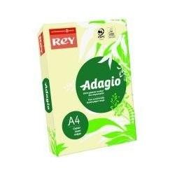 Papier couleur Ivoire - Rey - Adagio - 500 feuilles  A4 - 80g - Copieur, laser, jet encre