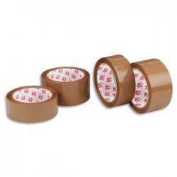 Rouleau adhésif d'emballage polypropylène - 5 Etoiles - 42 microns - 50mmx66m-