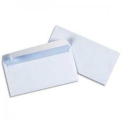 500 enveloppes - 110x220 - Auto/Adhés. - 75g - blanc - 5 ETOILES