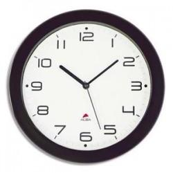 Horloge murale - Cadran ABS - Diam. 30cm - ALBA