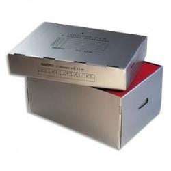 Conteneur pour archives - Polypro. - 54,5x38x27cm - EXTENDOS