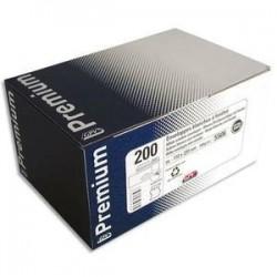 Boite 200 enveloppes - auto-adh.- Blanc -100g - DL - 110x220mm - Fenêtre 35x100mm -GPV