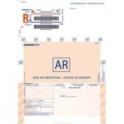 TEC B/250 RECOMMANDE INTERNAT A4 AR 3263
