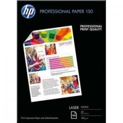 Paquet 150 papier photo - Brillant - A4 - 150g - HP