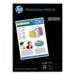 Paq. 250 pap, photo Laser - Brillant - A4 - 120g - HP