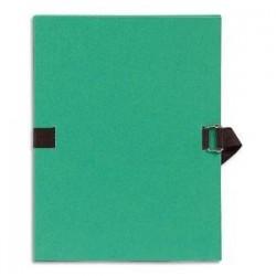 Chemise/Extensible -  A4 - Vert clair - EXACOMPTA
