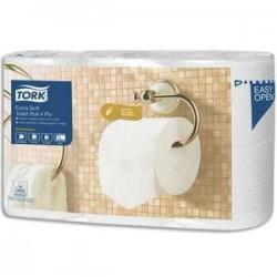 Pq/6 Rlx - P.Toilette - PREMIUM- 153F 4Plis - TORK