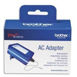 ADAPTATEUR PTOUCH AD24ES - BROTHER