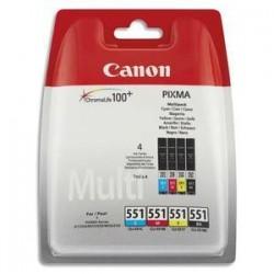 Cartouche/Multipack - CLI551 6509B008 - CANON