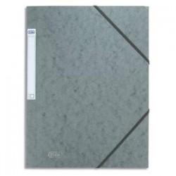 Chemise - 3 Rab - Gris - Carte  grainée - ELBA