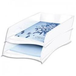 Corbeille Courrier -  ELLYPSE - Blanc Arctique - CEP