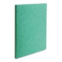 Chemise - LUSTRO- Pour A4 - D1,5 à 3,5cm - Vert - EXACOMPTA