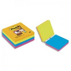 POST-IT Cube Super Sticky Easy Select 76x76 mm