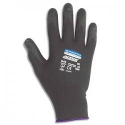 KIMBERLY Gants Kleenguard textile enduit en polyuréthane T8