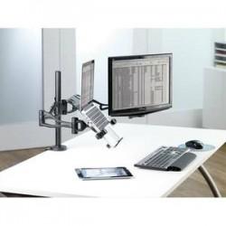 FELLOWES Kit complémentaire support pc portable pour écran simple ou double Professional Series(TM) 8211901