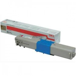 OKI Toner laser magenta C/301/321 44973534