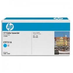 HP Cartouche laser cyan pour laserjet 5500C9731A