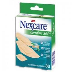 NEX 30 PANSEMENTS COMFORT 360 6346900