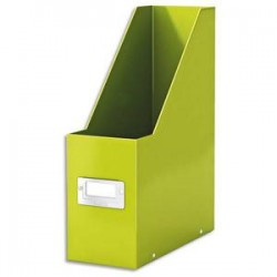 ESSELTE Porte-revues CLICK & STORE - Dimensions : L103xH330xP 253mm - Coloris : Vert Wow