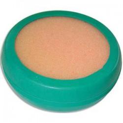SAFETOOL Mouilleur éponge diamètre 80 mm, base plastique coloris orange