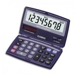 CASIO Calculatrice de poche pliable conversion euro SL100VER