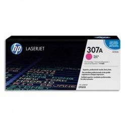 HP Cartouche laser Magenta CE743A
