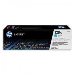 HP Cartouche laser cyan CE321A