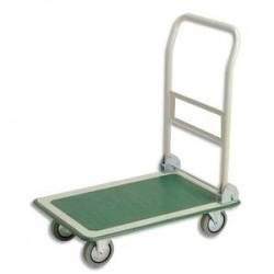 SAFETOOL Chariot pliable charge utile 300 kg diemensions 60,8x90,7x85 cm