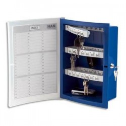 HAN Boîte à clés design en polystyrène 63 clés