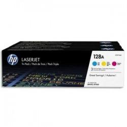 HP Tri pack couleur laser 128A CF371AM