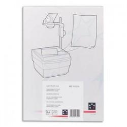5 ETOILES Boîte de 100 transparents antistatiques pour imprimantes laser