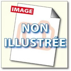 EXACOMPTA Bobine télex 2 pli 210 x 120 x 25mm papier autocopiant CB blanc/CF jaune
