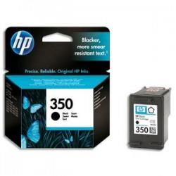 HP Cartouche noire 350 CB335EE 20743