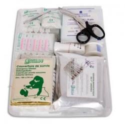 LABORATOIRES ESCULAPE Equipement complet pour armoire Kit MDT