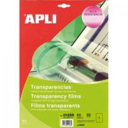APL B/100 TRS IMPR LASER N&B 1062