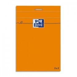 HAMELIN Bloc IDEA format 10,5 x 14,8 cm 80 grammes réglure 5x5 301204