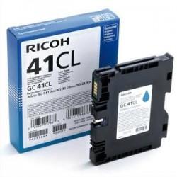 RICOH Cartouche gel cyan 405762 GC41C 2200 pages Aficio SG 3110