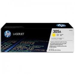 HP Cartouche laser yellow CE412A