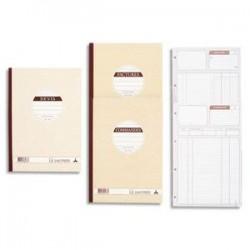 LE DAUPHIN Manifold autocopiant facture 210x297 50 feuillets dupli
