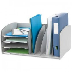 PAPERFLOW Mini organiseur gris