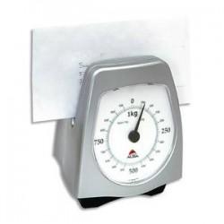 ALBA Pèse lettres mécanique 1kg gris métal