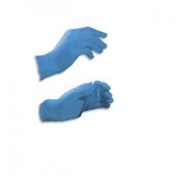 MAPA Boîte de 100 Gants en latex non poudrés longueur 24,5 cm ambidextre Taille 7-7,5