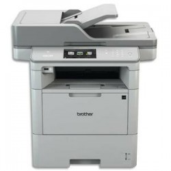 BROTHER multifonction laser monochrome DCP-L6600DW