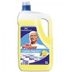 MR PROPRE Bidon de 5L Nettoyant multi-usages fraîcheur citron