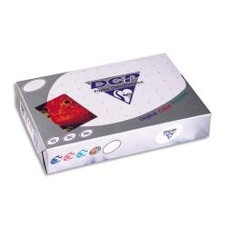 CLAIREFONTAINE Ramette de 250 feuilles papier blanc DCP copieur, laser, jet d encre couleur 120 gr A4