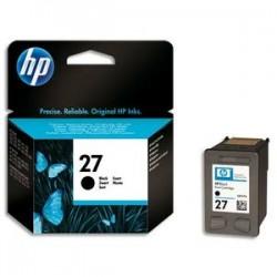 HP Cartouche jet d encre noire pr deskjet 3320/3420 ref n° 27/C8727AE