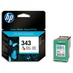 HP Cartouche jet d'encre couleurs ref 343/C8766