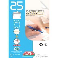 GPV PAQ/25 ENV C6 BLC 90G SILI 6256