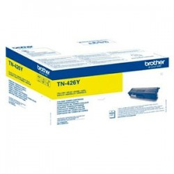 BROTHER Toner Jaune 6500 pages TN426Y
